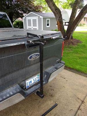 Bike carrier for class 3 hitch for Sale in Milford Charter Township, MI
