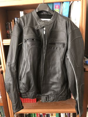Triumph motorcycle jacket for Sale in Rialto, CA