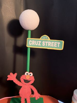 Sesame Street decorations for Sale in Mesquite, TX