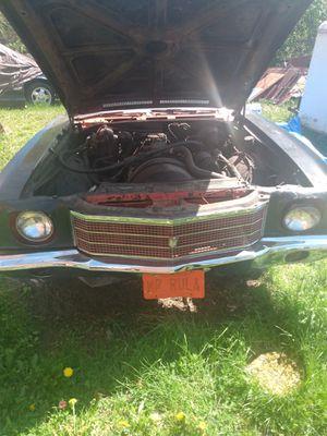 Chevy 350 Rebuilt Engine/High Performance Parts /Holley carburetor /Edelbrock Intake/Performance Distributor Coil/Complete/$900Firm for Sale in Detroit, MI