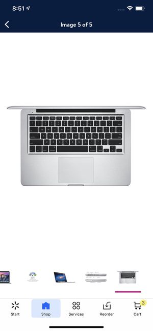 Refurbished Apple MacBook Pro 13.3 Laptop LED Intel i5 3210M 2.5GHz 4GB 500GB - MD101LLA for Sale in Cypress, TX