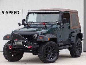 1999 Jeep Wrangler for Sale in Addison, IL
