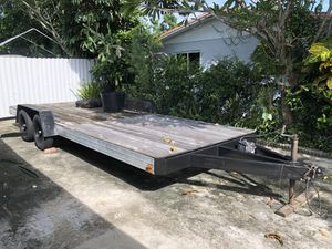 Car hauler/ Trailers for Sale in Miami Gardens, FL