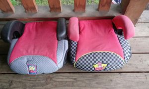 2 Disney Cars BOOSTER Seats!! Take 1 or both! for Sale in Portland, OR