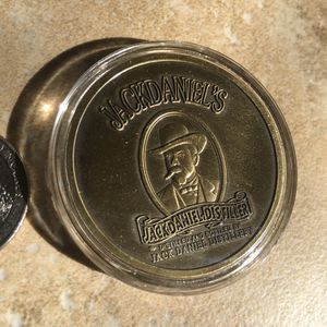 Jack Daniels Collectors Coin for Sale in Castro Valley, CA