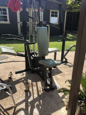 exercise machine for Sale in Arlington, TX