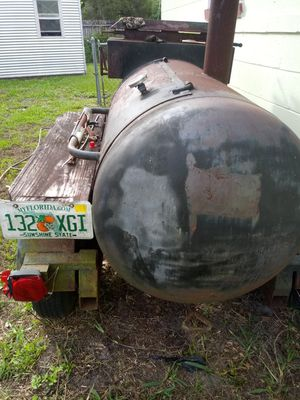 Bbq grill..North side 32218 pull behind your vehicle for Sale in Jacksonville, FL