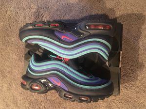 Nike Air Max 97 plus +++ for Sale in Ashburn, VA