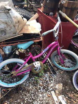 Girls 20 Inch Bike please read description below for Sale in Laurel Springs, NJ