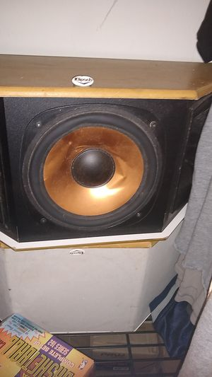 3 3way Klipsch reference speakers for Sale in Fort Myers, FL