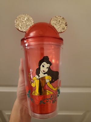 Disney Beauty and the Beast Belle Tumbler Cup for Sale in Pasadena, CA