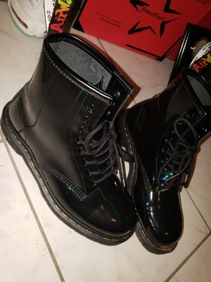 Black Rainbow Dr. Martens for Sale in Temple Hills, MD