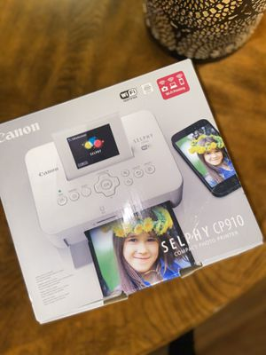 Canon Selphy Compact photo printer for Sale in Rialto, CA