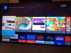 Sony 65 inch smart TV for Sale in Norco, CA