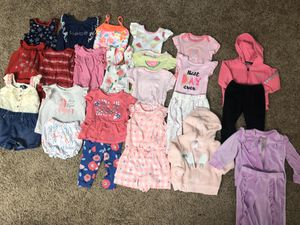 Baby girl clothes for Sale in Laurel, MD