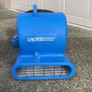 Crosswind Centrifugal Air Mover - 2 Speed, 1150 cfm for Sale in Bonney Lake, WA