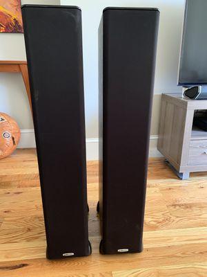 Polk Audio TSi400 speakers for Sale in Melrose, MA