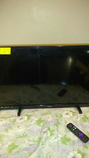 Philips smart t.v for Sale in Chino, CA