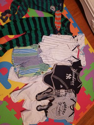 Baby boy clothes bundle for Sale in Elkridge, MD