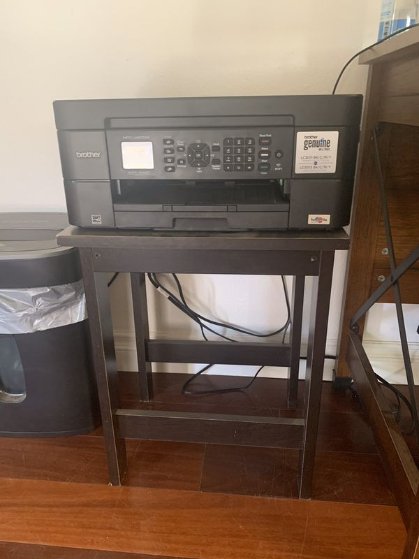 Brother All in One Color Printer Fax Scanner Copier