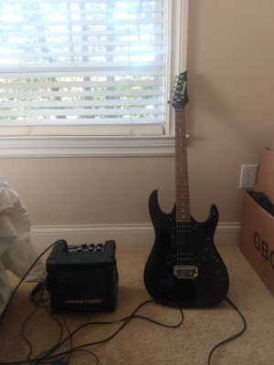Ibanez Electric Guitar for Sale in Davidson, NC