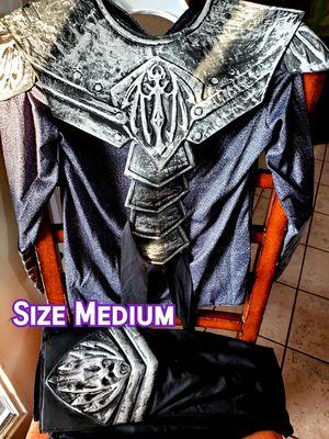 Knight boy costume size medium for Sale in Arlington, TX