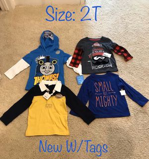 NEW Boys 2T Shirts for Sale in Chula Vista, CA