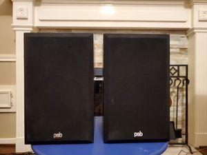 PSB Alpha bookshelf speakers (pair) LEGENDARY for Sale in Richmond, TX