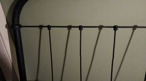 Cast Iron Bed full size for Sale in Abilene, TX