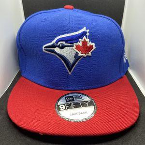 TORONTO BLUE JAYS NEW ERA MLB SNAPBACK HAT BRAND NEW for Sale in Buffalo, NY