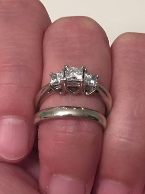 Ring set for Sale in Bristol, CT
