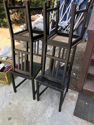 FREE - chairs for Sale in South Pasadena, CA