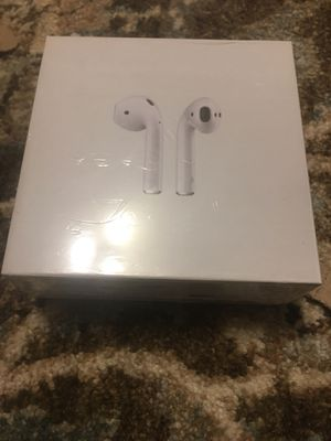 Brand new apple airpods a1523 for Sale in New Brunswick, NJ