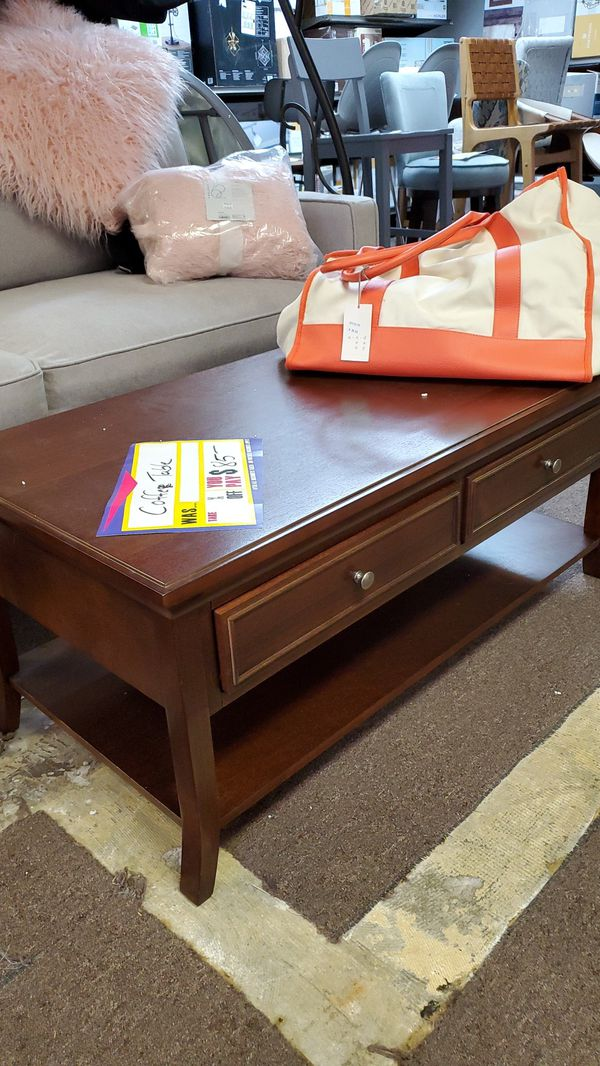 Coffee table brand new still in box