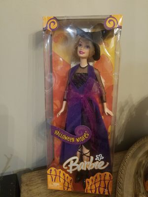Barbie Doll Halloween Wishes Witch for Sale in Joliet, IL