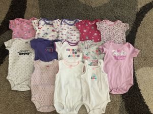 Baby girl clothes for Sale in Kyle, TX