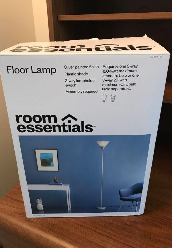 Floor Lamp by room essentials