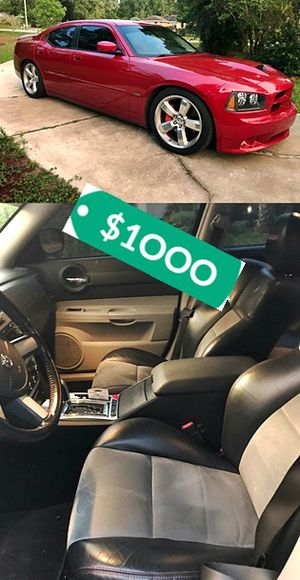 LowMiles O6 Charger Dodge Sport $1OOO for Sale in Indianapolis, IN