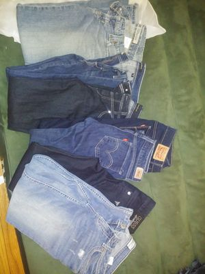 Women's Name Brand Jeans for Sale in Detroit, MI