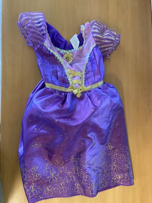 Disney Princess Rapunzel Costume for Sale in Puyallup, WA