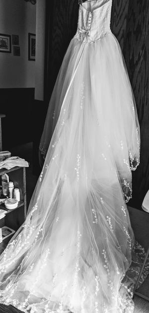 David's Bridal Wedding Gown for Sale in Batavia, IL