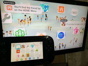 Nintendo Wii/Wii U bundle for Sale in Houston, TX