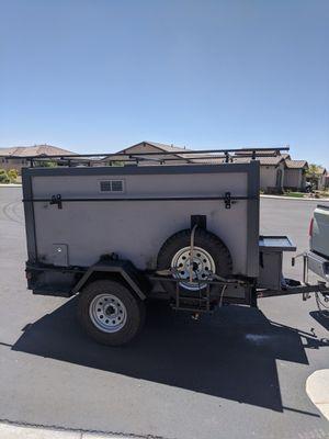 Trailer 5x8 for Sale in Phoenix, AZ