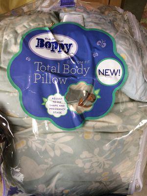 Boppy Total Body Pregnancy Pillow for Sale in Centreville, VA