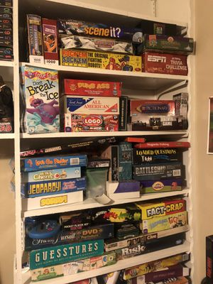 Board games, etc. for Sale in Houston, TX