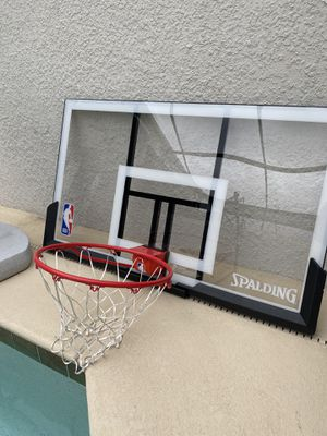 Nba Spalding basketball hoop for Sale in Davenport, FL