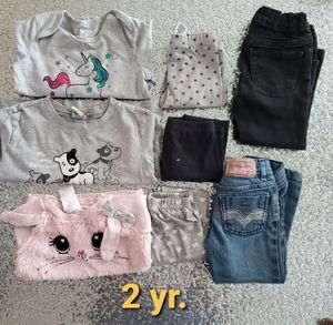 Toddler girl clothes for Sale in Houston, TX