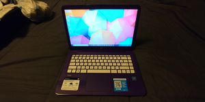 HP Stream - Purple - Netbook for Sale in Aberdeen, WA