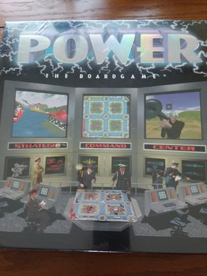Power the board game for Sale in Manchester, TN