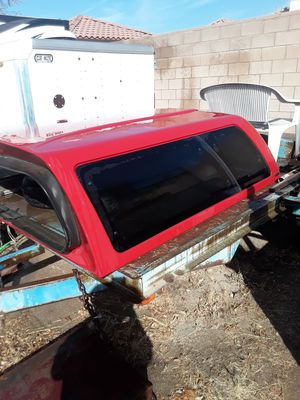 Camper shell! Fits Ford F-250 or F-350! Came off 2003 F-250! $350 (Sold) for Sale in Bakersfield, CA